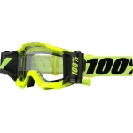 100% Accuri Forecast Brille Fluo yellow SVS
