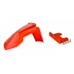 Polisport Front Fender + Adaptor-Kit KTM SX/SX-F from 07', EXC/EXC-F from 08'