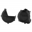 Polisport Performance Clutch Cover + Ignition Cover Protectors Beta RR 2T 13-17, X-Trainer 16-17
