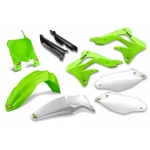 Cycra Powerflow Plastic Kit Kawasaki KXF 450 12-15