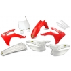 Cycra Powerflow Plastic Kit Honda CRF 250R from 09', 450R from 10'