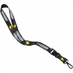 Thor Lanyard Black-Yellow