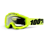 100% Accuri Junior Brille Fluo Yellow Kids 2016