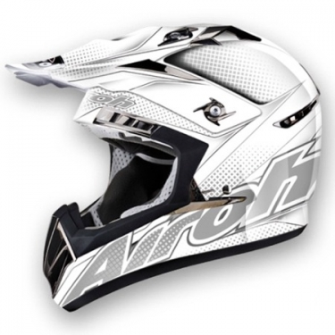 Airoh Helm CR900 Linear White # SALE