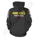 Alias Geico Team Honda Hoody # SALE