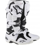 Alpinestars New Tech 10 Stiefel White
