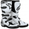 Alpinestars Tech 6S Stiefel White-Silver Kids SALE