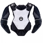 Atlas Brace Guardian Body Armor White