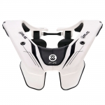 Atlas Brace Air Neck Guard Ghost White
