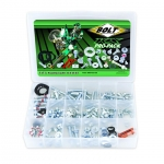 Bolt Motorcycle Hardware Pro Pack Kawasaki KX/KXF 180-pcs.