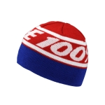 100% Beanie Rally Red