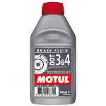 Motul Brakefluid DOT 3&4