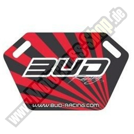 Bud Racing Pitboard red incl  Marker