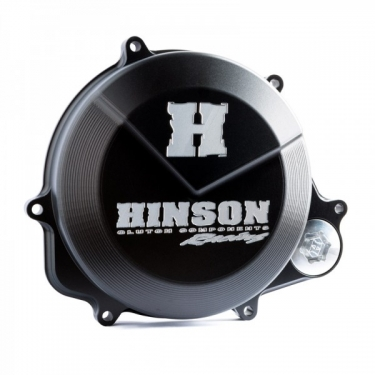 Hinson Billetproof® Clutch cover Honda