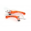 ZAP TechniX Competition Folding Lever Set KTM, Husqvarna, Husaberg, Sherco
