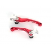 ZAP TechniX Competition Folding Lever Set Suzuki