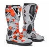 Sidi Crossfire 3 SRS Stiefel Fluo Red-Ash
