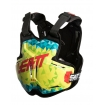 Leatt Chest Protector 2.5 Rox lime-teal 2019