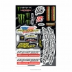Pro Circuit Deluxe Sticker Kit