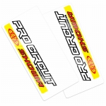 Pro Circuit Fork Decal Showa