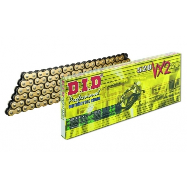 DID Chain 520 VX2 X-Ring 102 Links # SALE