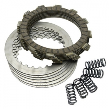 EBC DRC-F Carbon Fiber Lined Clutch Kit Kawasaki