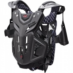 EVS F2 Chest Protector black L # SALE