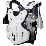 EVS F2 Chest Protector white L # SALE
