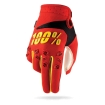 100% Airmatic Gloves Red Kids 2016