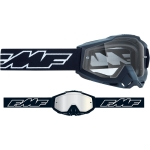 FMF Vision Google Rocket black/clear