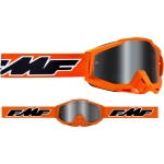 FMF Vision Google Rocket orange  - mirror/silverLens