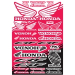 Factory Effex Sticker Sheet Univ Hon CRF