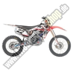Factory Effex Chad Reed´s Two Two Motorsports Complete-Graphic-Kit Honda CRF 450