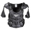 Fly Racing Revel Offroad Roost Guard Black
