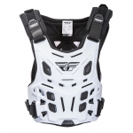 Fly Racing Revel Race Roost Guard White