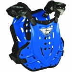 Fly Racing Stingray Roost Guard Blue