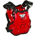Fly Racing Stingray Roost Guard Red