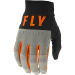 Fly Racing F-16 Gloves Black-White 2020