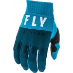 Fly Racing F-16 Gloves Navy-Blue-White 2020
