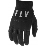 Fly Racing F-16 Gloves Black 2020