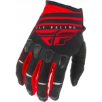 Fly Racing Kinetic K220 Gloves Red-Black-White 2020