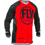 Fly Racing Evolution DST Jersey Red-Black 2020