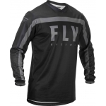 Fly Racing F-16 Jersey Black-Grey 2020
