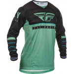 Fly Racing Kinetic K120 Jersey Sage Green-Black 2020