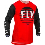 Fly Racing Kinetic K220 Jersey Red-Black-White 2020