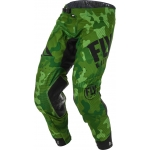 Fly Racing Evolution DST Pants Green-Black 2020