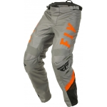 Fly Racing F-16 Pants Grey-Black-Orange 2020 US 32 - D 48 # SALE