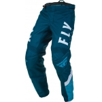 Fly Racing F-16 Pants Navy-Blue-White 2020