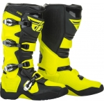 Fly Racing FR5 Boots Hi-Vis