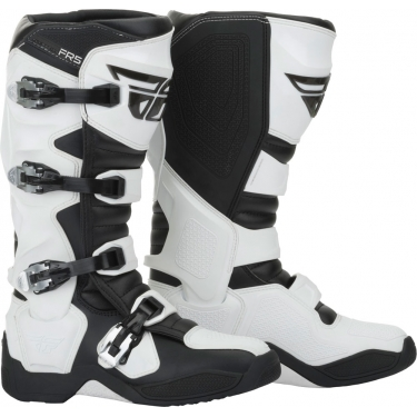 Fly Racing FR5 Boots White